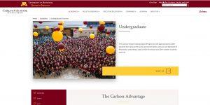 University of Minnesota-Twin Cities Undergraduate Business