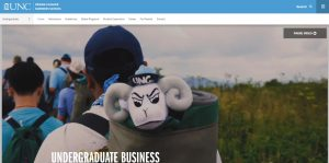 University of North Carolina-Chapel Hill Undergraduate Business