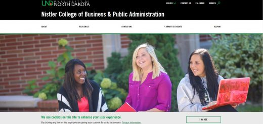 University of North Dakota Undergraduate Business