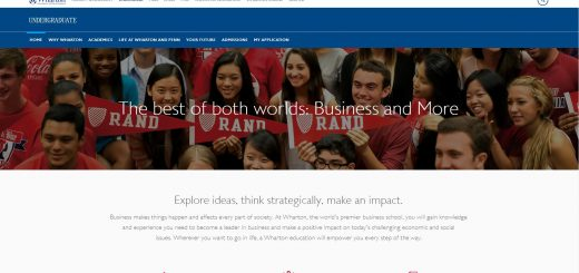 University of Pennsylvania Undergraduate Business