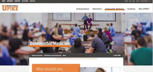 University of Pikeville Kentucky College of Osteopathic Medicine