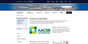 University of Southern Maine Undergraduate Business
