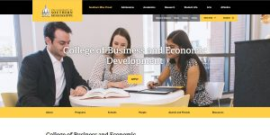 University of Southern Mississippi Undergraduate Business