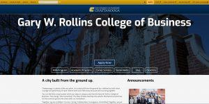 University of Tennessee-Chattanooga Undergraduate Business