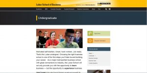University of Wisconsin-Milwaukee Undergraduate Business