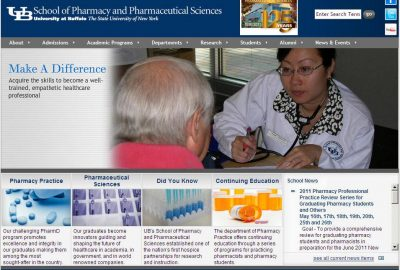 University at Buffalo-SUNY School of Pharmacy and Pharmaceutical Sciences