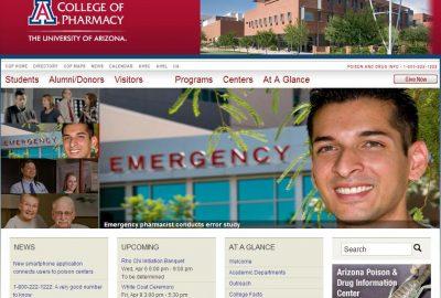 University of Arizona College of Pharmacy