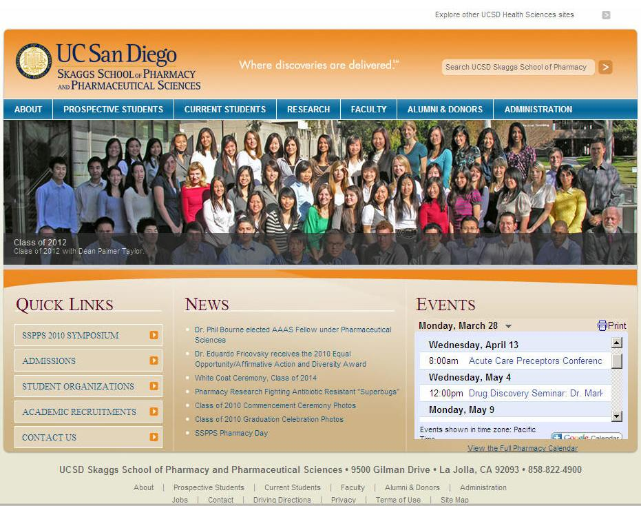 University of California-San Diego Skaggs School of Pharmacy