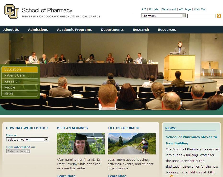 University of Colorado-Denver School of Pharmacy