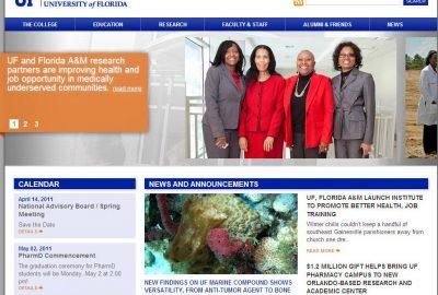 University of Florida College of Pharmacy