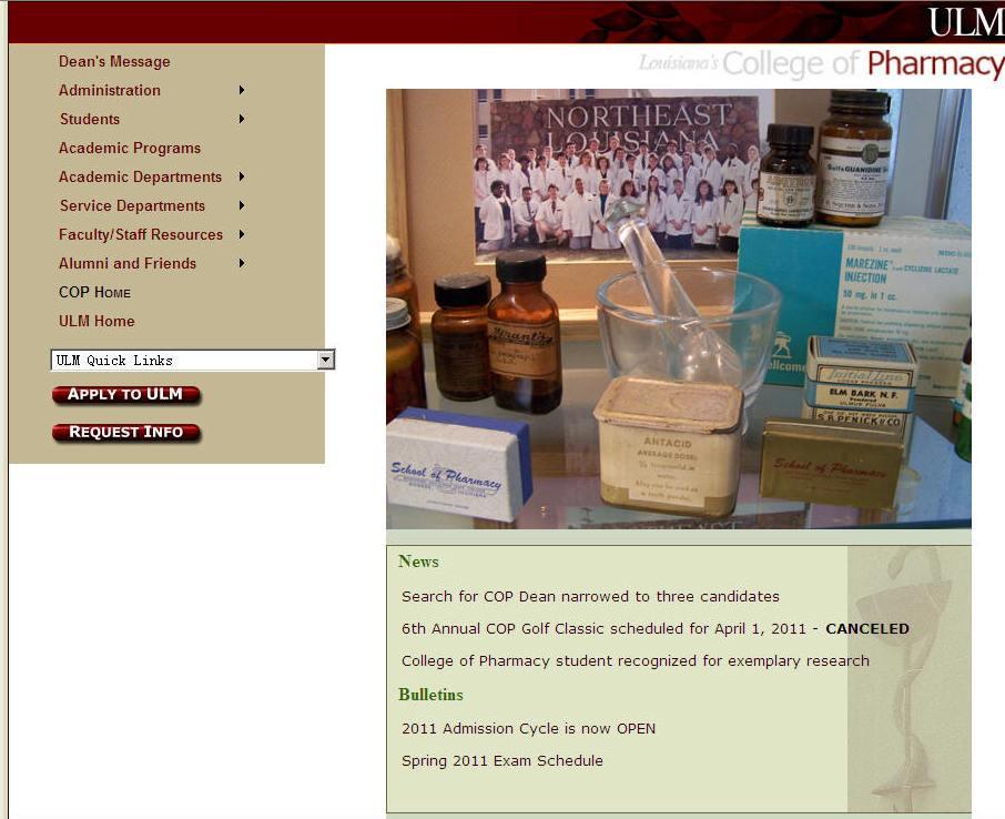 Louisiana Pharmacy Schools