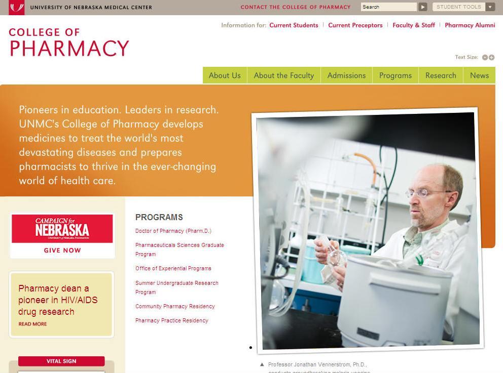 Nebraska Pharmacy Schools