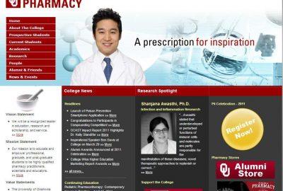 University of Oklahoma College of Pharmacy