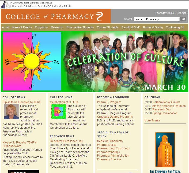 University of Texas-Austin College of Pharmacy