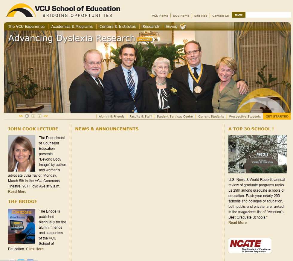 Virginia Commonwealth University School of Education