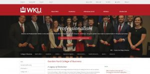 Western Kentucky University Undergraduate Business
