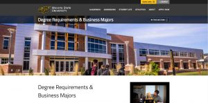 Wichita State University Undergraduate Business