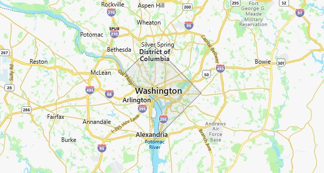 ACT Test Centers in District of Columbia