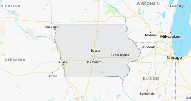 ACT Test Centers in Iowa