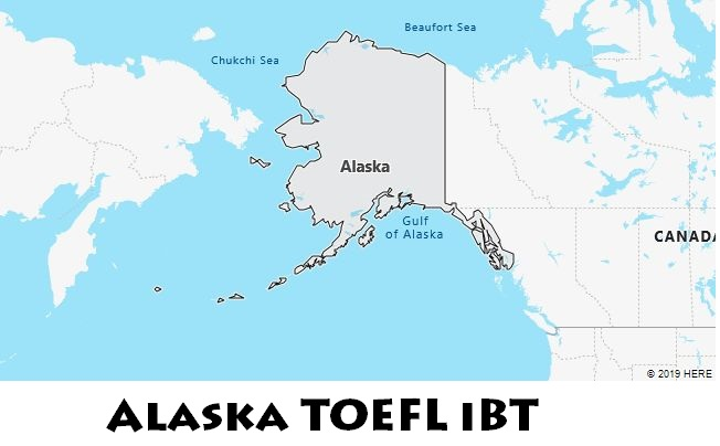 Alaska TOEFL iBT