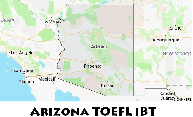 Arizona TOEFL iBT