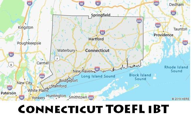 Connecticut TOEFL iBT