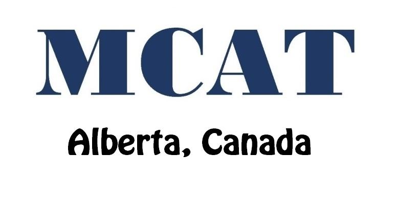 MCAT Test Centers in Alberta, Canada