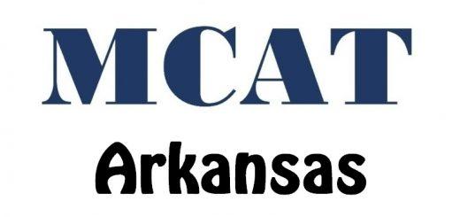 MCAT Test Centers in Arkansas