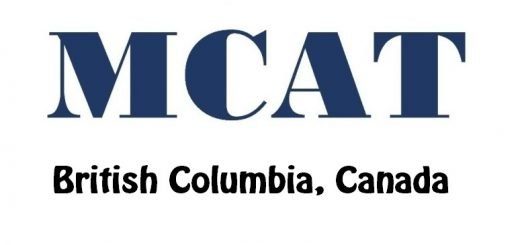 MCAT Test Centers in British Columbia, Canada