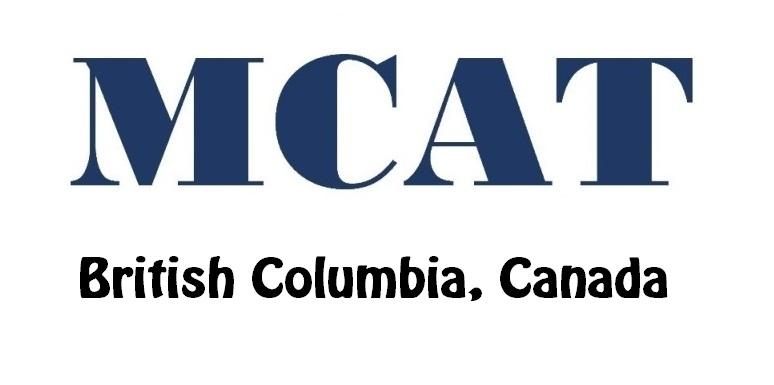 MCAT Test Centers in British Columbia, Canada