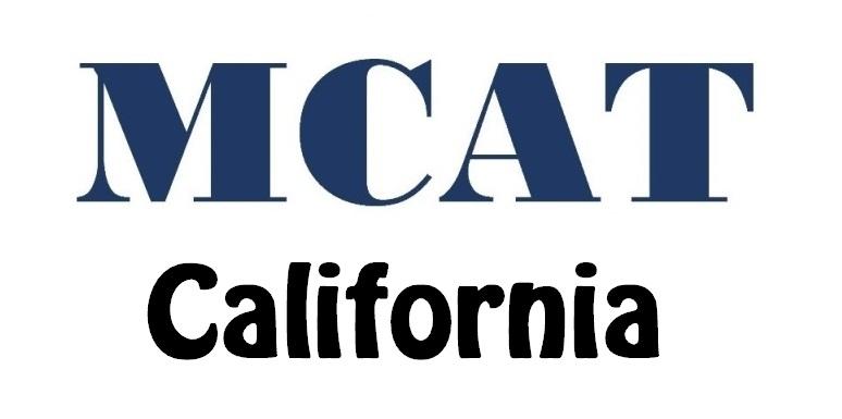 MCAT Test Centers in California