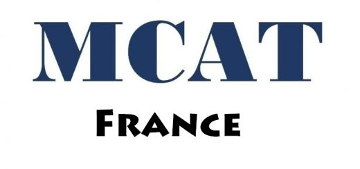 MCAT Test Centers in France
