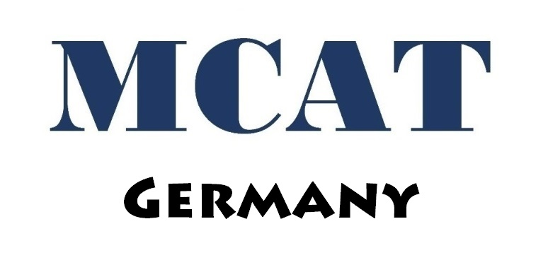 MCAT Test Centers in Germany