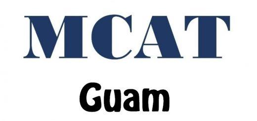MCAT Test Centers in Guam