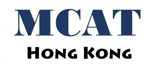 MCAT Test Centers in Hong Kong