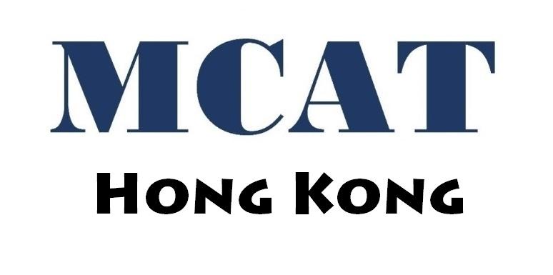MCAT Test Centers in Hong Kong