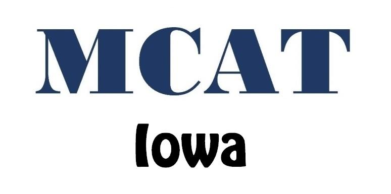 MCAT Test Centers in Iowa