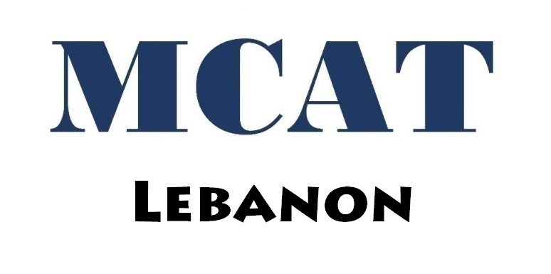 MCAT Test Centers in Lebanon