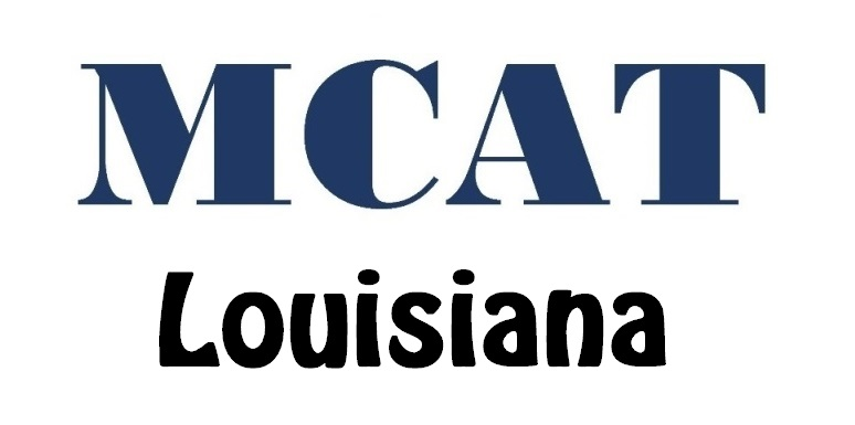 MCAT Test Centers in Louisiana