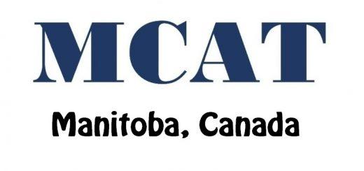 MCAT Test Centers in Manitoba, Canada