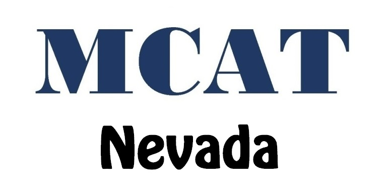 MCAT Test Centers in Nevada