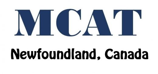 MCAT Test Centers in Newfoundland, Canada