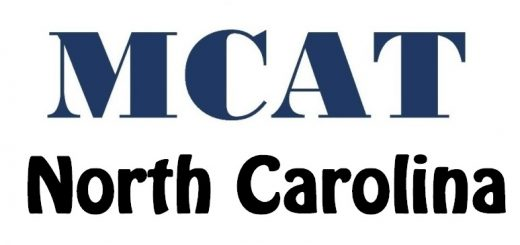 MCAT Test Centers in North Carolina