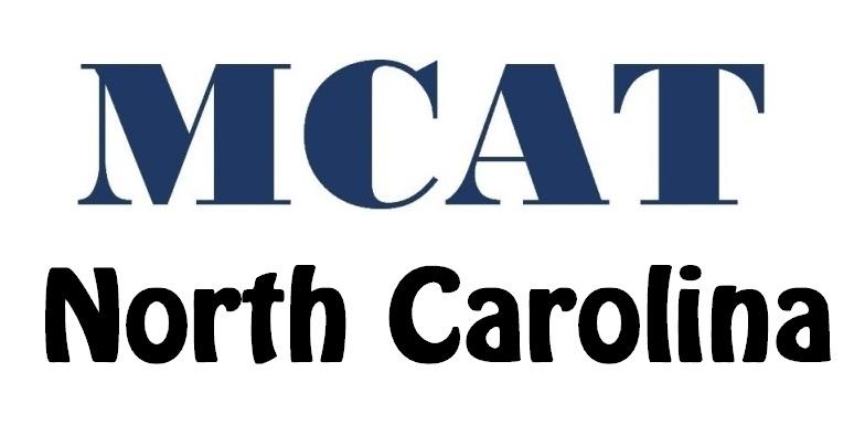 MCAT Test Centers in North Carolina
