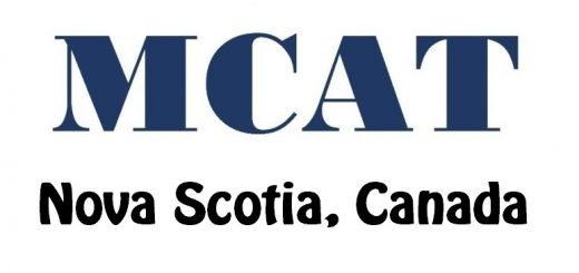 MCAT Test Centers in Nova Scotia, Canada