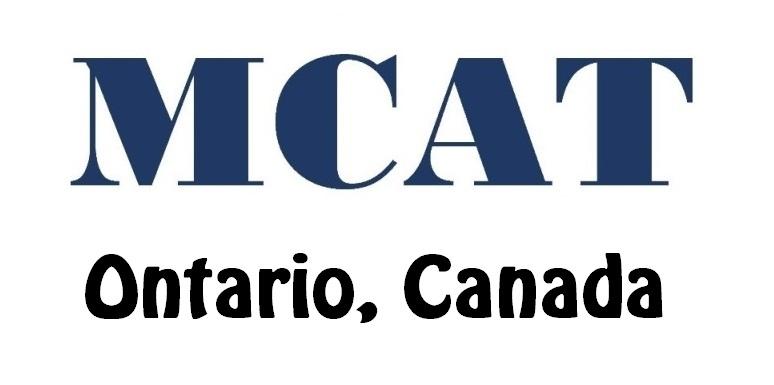 MCAT Test Centers in Ontario, Canada