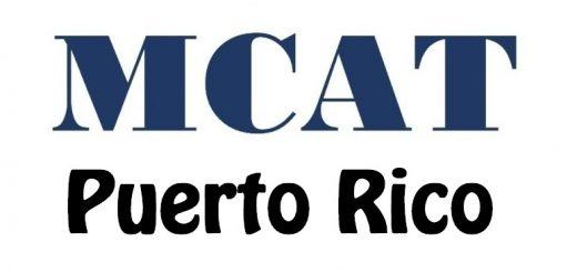 MCAT Test Centers in Puerto Rico