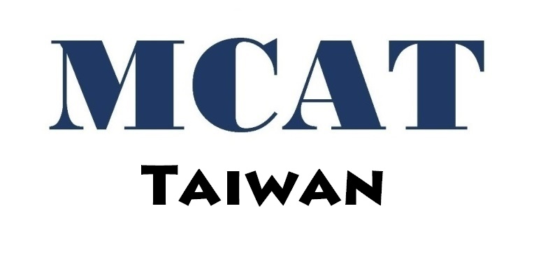 MCAT Test Centers in Taiwan