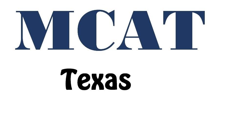 MCAT Test Centers in Texas