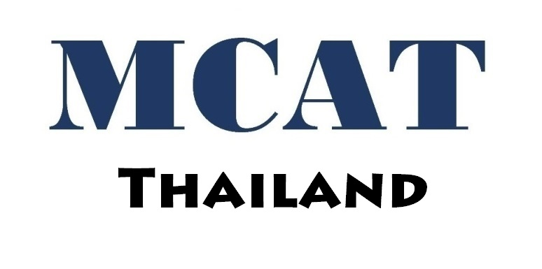 MCAT Test Centers in Thailand